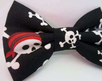 Aaarggg Pirates Hair Bow