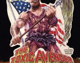 The Toxic Avenger Standup