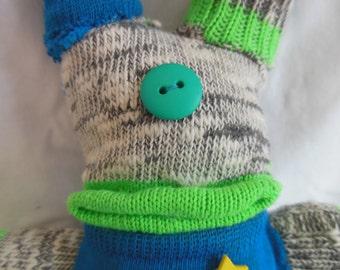 Sock Creature - Thorbert