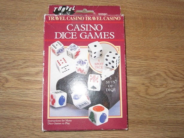 casino dice game rules