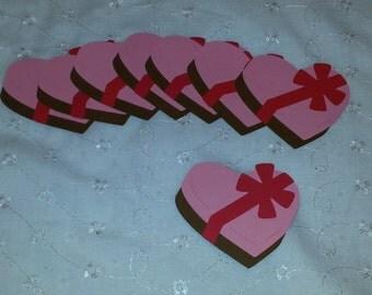 Die cut valentine   Etsy