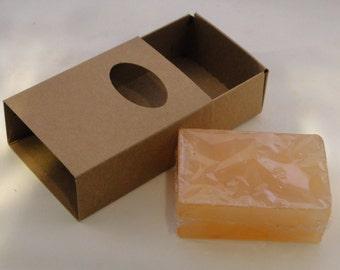 White Tea & Ginger Glycerin Soap