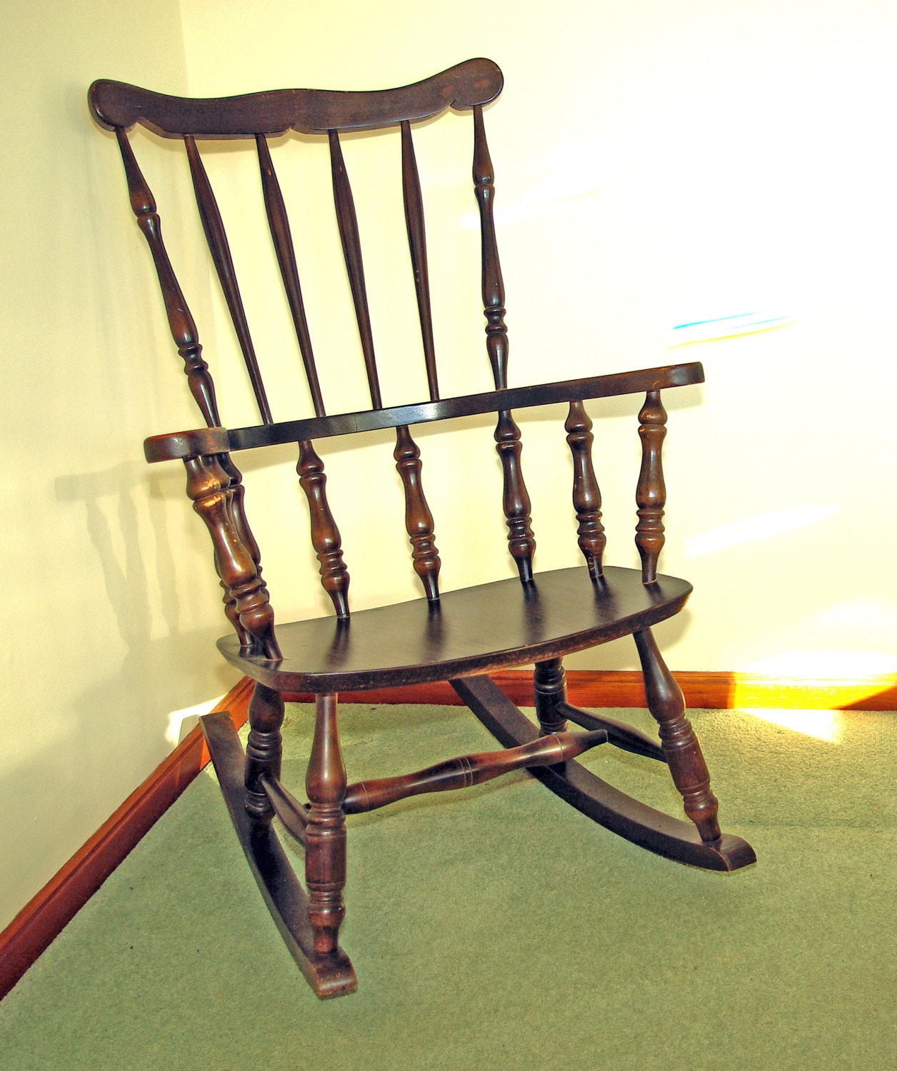 Windsor Chair Rocking By FairlightRestoration On Etsy