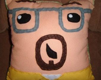 Breaking bad inspired cushions