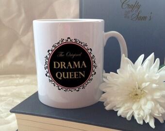 The Original Drama Queen Mug