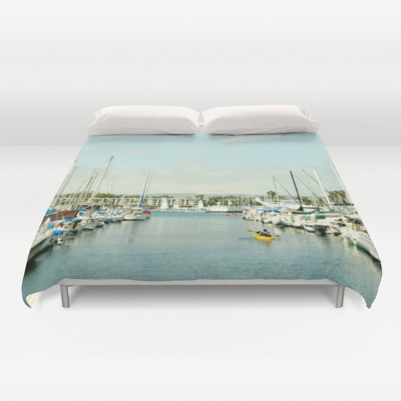 housse de couette nautique voiliers mer housse de couette. Black Bedroom Furniture Sets. Home Design Ideas