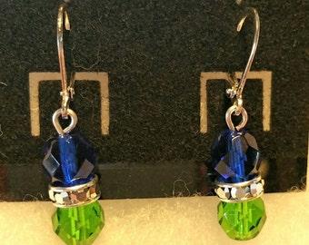 seahawks earring