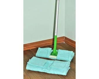 Swiffer Pad Cover - Reusable and Reversible