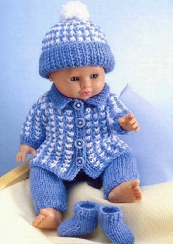 Inch Baby Doll Clothes Patterns Free