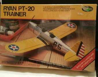 Ryan PT- 20 Trainer Model Kit
