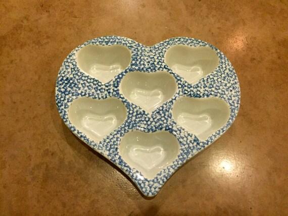 Heart Shaped Muffin Pan Fox Run 4493 Mini Heart Muffin
