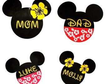 Disney Cruise Stateroom Door Personalized Magnets