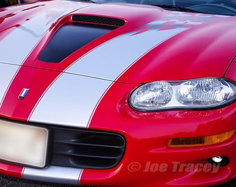 2002 Camaro SS 35th Anniversary, Muscle Cars, Automobile Photography, Automotive Decor, Wall Art, Car Pictures, Fine Art Print