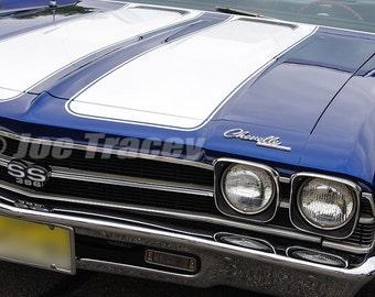 1969 Chevrolet Chevelle, Automobile Photography, Classic Cars, Automotive Decor, Classic Automobiles, Muscle Cars, Wall Art, Car