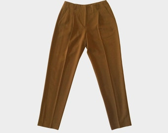 SALE 1990's DKNY Cropped Trousers Size 8
