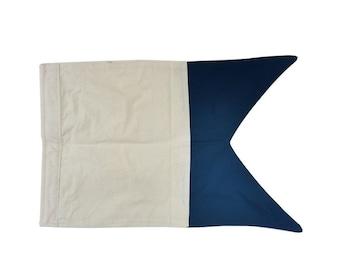 Letter A Cloth Nautical Signal Flag