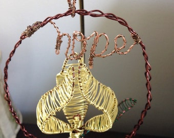 Hope Wire Art
