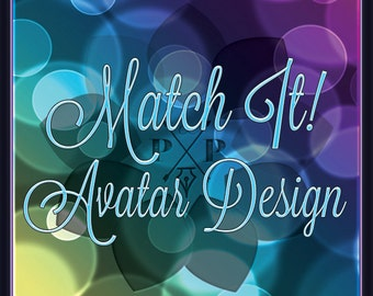 Match It! Add-On Avatar Design