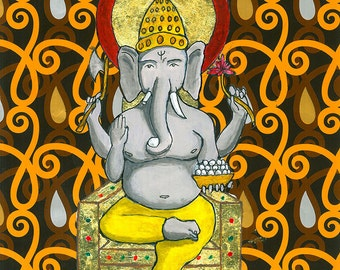 Ganesh - LIMITED EDITION PRINT
