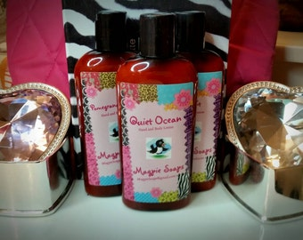 SHEA BUTTER Hand and Body LOTION