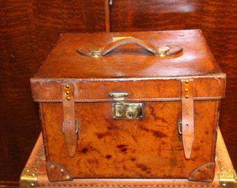 1920's Hat Box