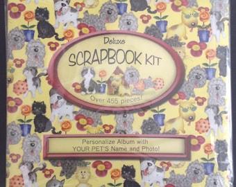 Pet Scrapbook Kit (My Pet's First Year)
