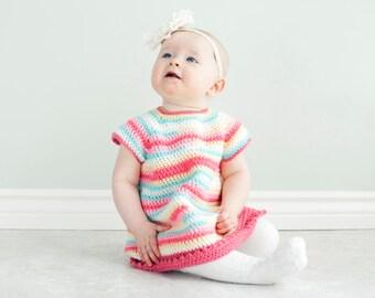 Ice Cream Dress (6-9 Months)