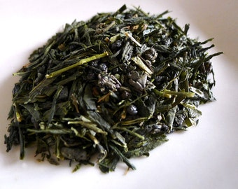 Old World Moroccan Mint Loose Leaf Green Tea