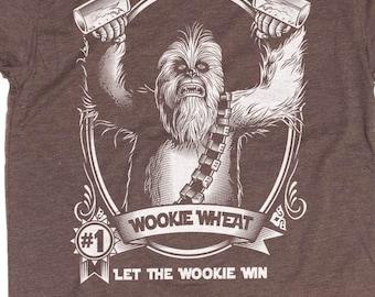 Star Wars Shirt Men's T-Shirt Chewbacca Wookiee Chewie