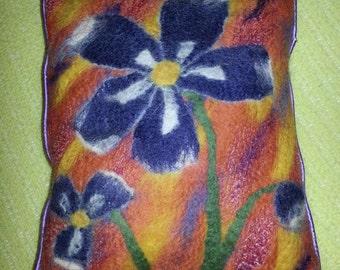 Felted Pillow 8 X 12