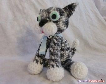 Amigurumi striped cat / Kitty Amigurumi