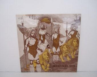 Mawamba Dub - Warrior - RARE Hard To Find Album - Delroy Witter -  Vintage Vinyl Record