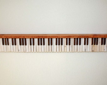 Piano Keyboard Wall Art