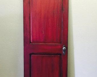 Pretty Red Door