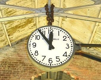 Chelsea Market Clock - NYC, NY  2011