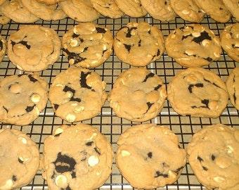 1 Dozen Homemade Oreo Cookie Butter Stuffed Cookies