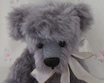 Mohair bear called Rory