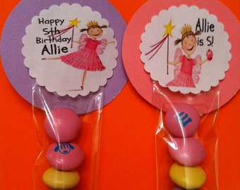 Pinkalicious Inspired Party Favor