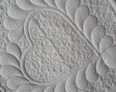 Quilt Blocks Heart Machine Embroidery Design digital INSTANT DOWNLOAD