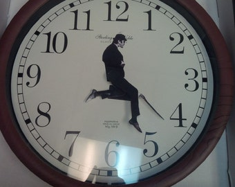 Monty Python Ministry of Silly Walks Wall Clock