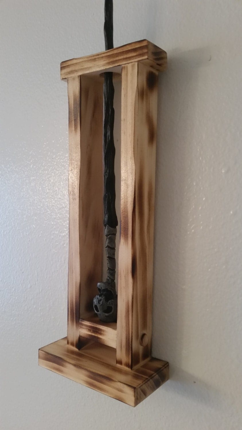 magic wand custom single wand holder wall mounted by naturesmoon. Black Bedroom Furniture Sets. Home Design Ideas
