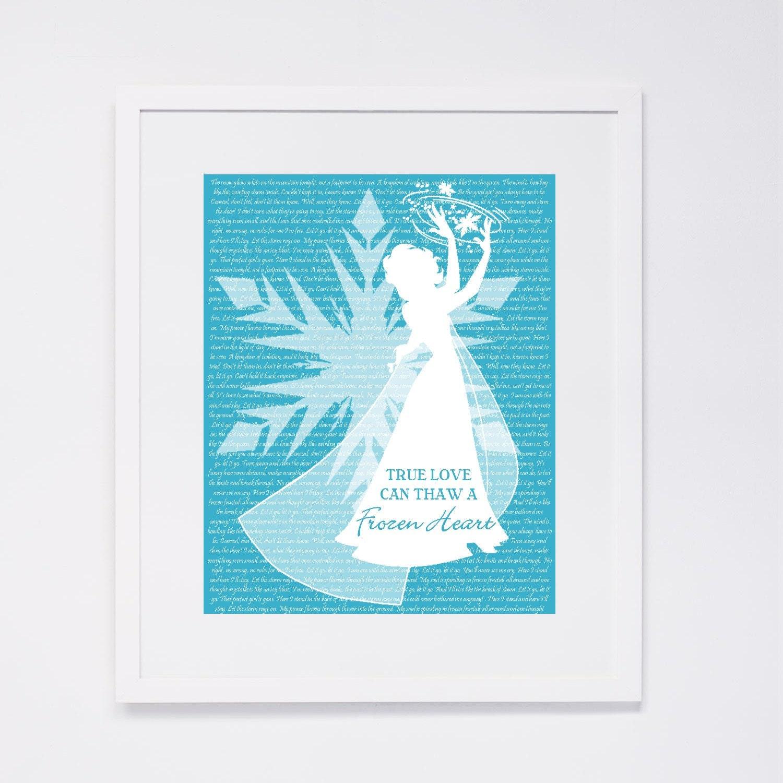 Frozen Silhouette Printables Princess Silhouette Frozen