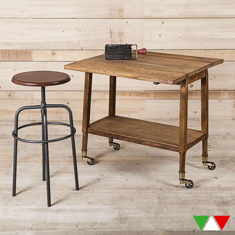 Industrial Italian Style Coffee Table Haute Juice