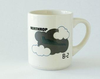 Northrop B-2 Bomber Color Changing Mug