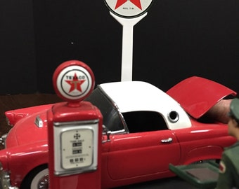 Franklin Mint Texaco Bank