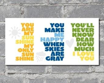 You Are My Sunshine (20x10) DIGITAL FILE