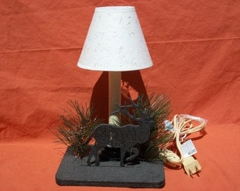 Elk accent lamp