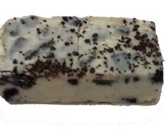 Lang's Chocolates Fudge 1.5lbs (24oz) Kosher (Cookies & Cream Fudge)