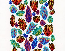 Flora - Limited Edition Giclée Print