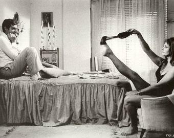 Sophia Loren Striptease Poster Art Artwork Photo 12x18